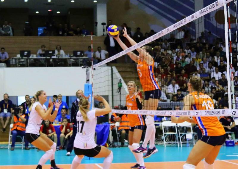 Europei di volley femminile: le quote SNAI dei quarti di finale