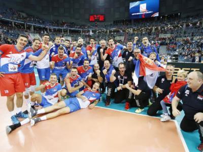 Volley, Europei 2017 – La Serbia conquista la medaglia di bronzo! Battuto il Belgio al tie-break, show di Luburic