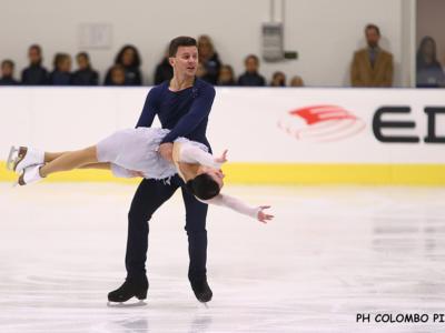 VIDEO Charlene Guignard e Marco Fabbri incantevoli, bronzo pazzesco agli Europei: riviviamo la free dance degli azzurri