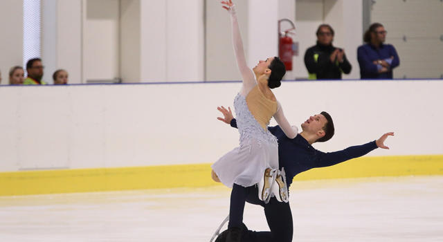 VIDEO – Pattinaggio di figura, Shanghai Trophy 2017: riviviamo la free dance di Charlène Guignard e Marco Fabbri