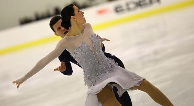 Pattinaggio di figura, Shanghai Trophy 2017: Charlène Guignard e Marco Fabbri secondi nella free dance cinese