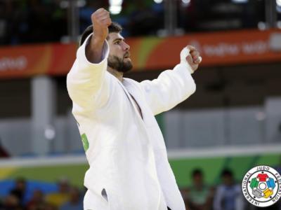 Judo, Grand Slam Abu Dhabi 2017: Giuliano Loporchio ai piedi del podio, Cyrille Maret vincente tra i pesi massimi