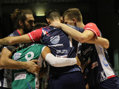 Volley, SuperLega 2017-2018 – Decima giornata: Ravenna e Monza vincono gli anticipi, Latina e Vibo ko