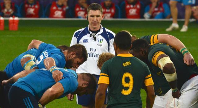 Rugby, Mondiali 2019: scelti gli arbitri per la manifestazione iridata