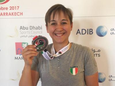 Tiro a volo, Coppa del Mondo Tucson 2018: amaro quarto posto per Chiara Di Marziantonio
