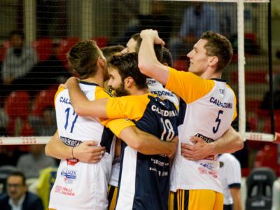 Volley, CEV Cup 2018 – Verona strapazza il Dukla Liberec. Stern e Birarelli battono Stokr e compagni, quarti di finale più vicini