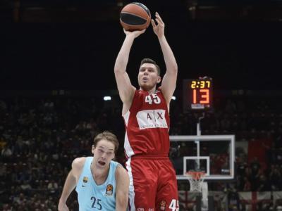 Basket, Eurolega 2018: l'Olimpia Milano sbanca Barcellona in rimonta! Decide Dairis Bertans in un finale da batticuore