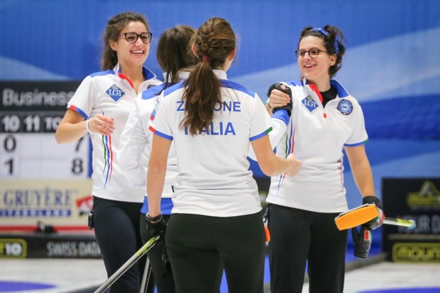 Curling femminile, Mondiali 2021: Svezia Italia 9 5. Le azzurre chiudono al 13° posto