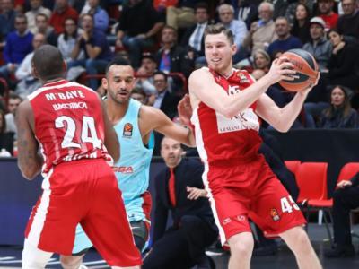 Olimpia Milano-Zalgiris Kaunas, Eurolega 2017-2018: orario d'inizio e come guardare il match in tv e Diretta Streaming. Il palinsesto completo