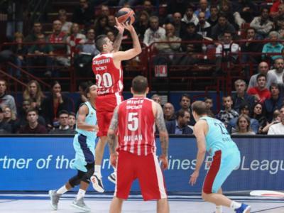 LIVE Olimpia Milano-Zalgiris Kaunas, Eurolega 2017-2018 in DIRETTA: Milano naufraga, lo Zalgiris vola e vince 62-94