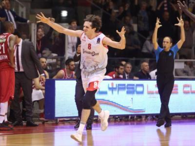 Basket, EuroCup 2017-2018: Torino crolla in casa contro il Cedevita Zagabria, Reggio Emilia vince di cuore contro il Buducnost