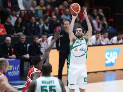 Basket, 8a giornata Serie A 2017-2018: Brescia rimane imbattuta! Finale pazzesco al Forum: Milano cade contro Avellino