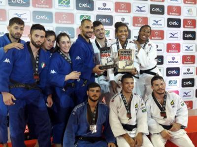 Judo, Desafio Internacional 2017: impresa di Antonio Ciano contro Victor Penalber, ma vince il Brasile