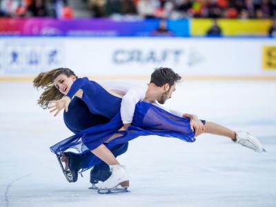 Pattinaggio di figura: Gabriella Papadakis e Guillaume Cizeron stelle dei Campionati Francesi 2018
