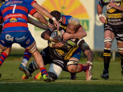 Rugby, Continental Shield 2018: Heidelberg-Calvisano 34-29. Si deciderà tutto nella sfida di ritorno