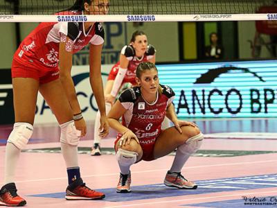 Volley femminile, Serie A1 2017-2018 – Settima giornata, si sfidano le prime quattro! Busto-Conegliano e Scandicci-Novara, serata da brividi