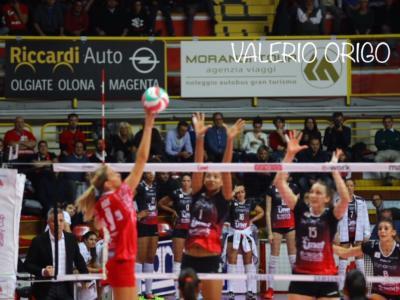Volley femminile, Serie A1 2017-2018 – Quarta giornata: Busto Arsizio vola in testa, Casalmaggiore sprofonda con Monza
