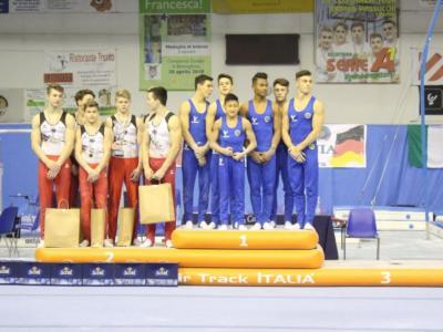 Ginnastica, l'Italia juniores batte la Germania e vince il Trofeo Massucchi. Test importante per i big a Mortara