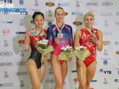 Trampolino Elastico, Mondiali 2017 – Gao Lei e Tatsiana Piatrenia vincono nell'individuale olimpico! Cina e Bielorussia in trionfo