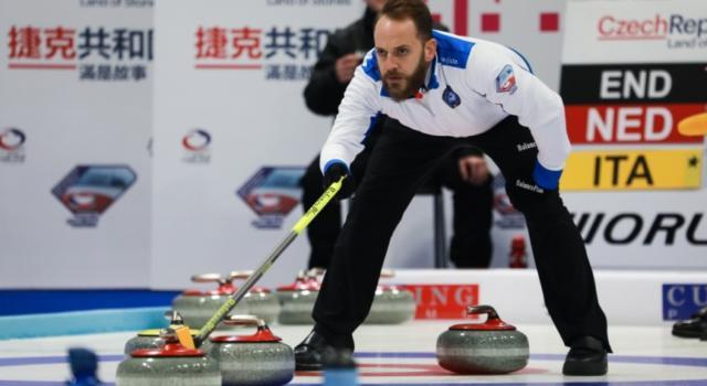 Curling, Europei 2018: un'Italia già in semifinale viene sconfitta dalla Russia nell'ultima sfida della prima fase