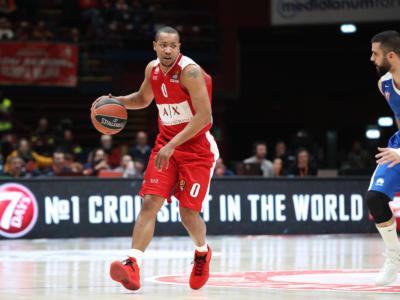 Basket, Eurolega 2017-2018: l'Olimpia spera ma perde in casa contro la Stella Rossa