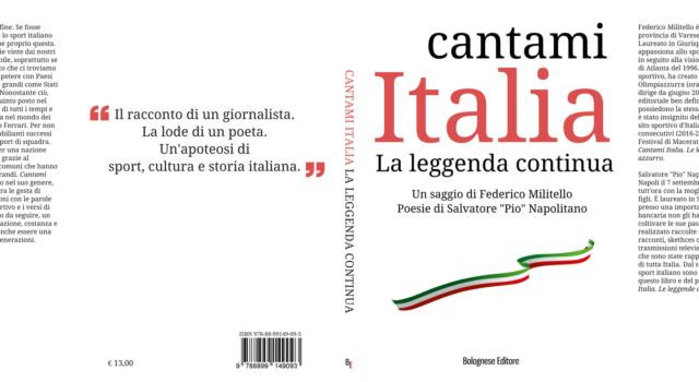Cantami Italia, La Leggenda continua: le nuove imprese azzurre di Federico Militello e Pio Napolitano