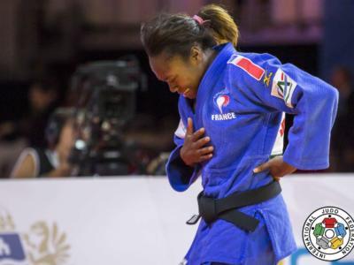 Judo, Europei 2018: Israele in tripudio per Sagi Muki, oro nei -81 kg. La francese Agbegnenou spodesta la slovena Trstenjak nei -73 kg