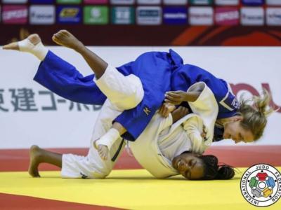 """Judo, Grand Slam Tokyo 2017: le dichiarazioni degli azzurri. Edwige Gwend: """"Peccato aver perso così"""""""