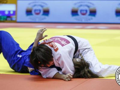 Judo, World Masters 2017: a San Pietroburgo poker del Giappone nella prima giornata, due titoli alla Mongolia