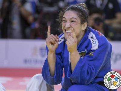 Il 2017 del judo. Il secondo titolo di Mayra Aguiar nella categoria 78 kg