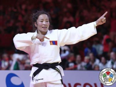 Il 2017 del judo. Sumiya Dorjsuren finalmente sul tetto del mondo della categoria 57 kg
