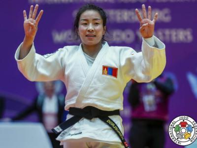 Judo, World Masters 2017: l'anno si chiude con un altro primato giapponese, record di vittorie per Sumiya Dorjsuren