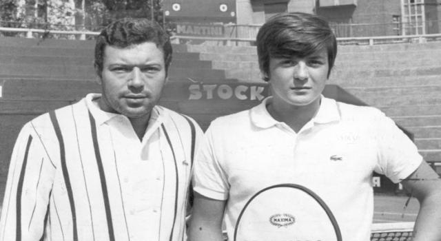 Sport&Letteratura: L'epica del tennis italiano nelle pagine di Salvatore Coccoluto