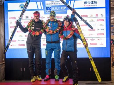 Sci alpinismo, Coppa del Mondo 2017-2018: il circuito si apre in Cina, Nicolò Canclini vince la sprint