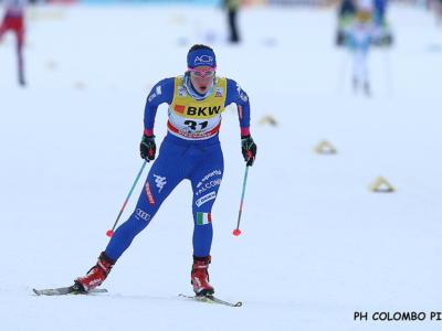 """Sci di fondo, Ilaria Debertolis: """"Obiettivo i Mondiali di Oberstdorf, in primis la 10km skating"""""""