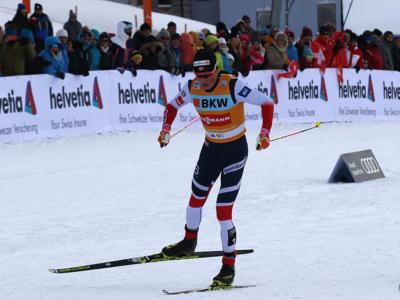 Sci di fondo, Coppa del Mondo Seefeld 2018: Johannes Klaebo e Laurien van der Graaff vincono le sprint, quarto Federico Pellegrino