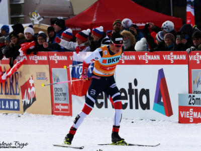 Classifica Coppa del Mondo sci di fondo maschile 2017-2018: Johannes Klaebo allunga ancora e doppia la concorrenza