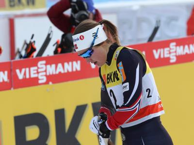 Classifica generale Coppa del Mondo sci di fondo femminile 2017-2018: Ingvild Oestberg accorcia su Charlotte Kalla, salgono le americane, primi punti per Gaia Vuerich