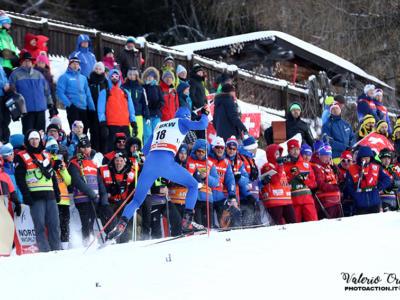 Sci di fondo, Campionati Italiani sprint – Chicco Pellegrino e Gaia Vuerich vincono a Feltre