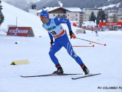 Sci di fondo, Coppa del Mondo 2018: i convocati dell'Italia per le Finali di Falun. C'è Federico Pellegrino