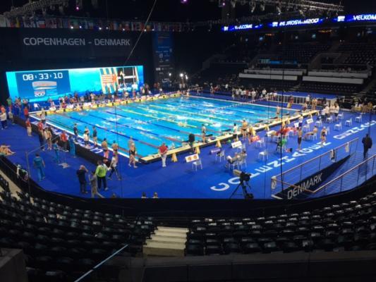 Campionati Europei di nuoto, Paltrinieri bene ma non benissimo: argento