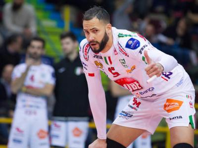 Volley, SuperLega 2017-2018 – Decima giornata, i migliori italiani. Graffio di Juantorena, Giannelli-Lanza tornano grandi, rivelazione Raffaelli
