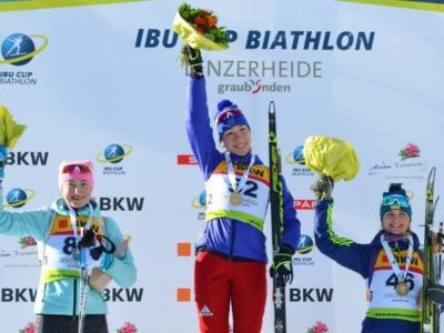 Biathlon, IBU Cup 2018: Uliana Kaisheva vince anche a Brezno-Osrblie davanti a Chevalier e Nicolaisen e allunga in classifica generale