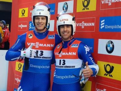 Slittino, Coppa del Mondo Koenigssee 2019: i convocati dell'Italia. Torna il doppio Nagler/Malleier