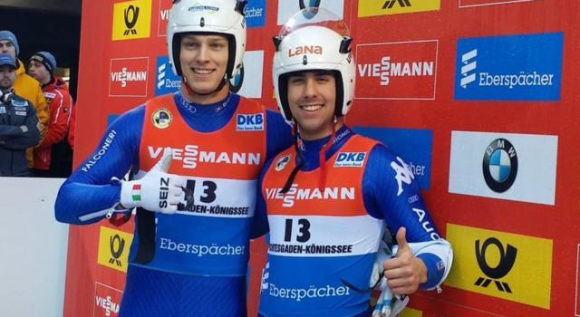 Slittino, l'Austria beffa l'Italia e si aggiudica il team relaly di Lillehammer, terza la Lettonia