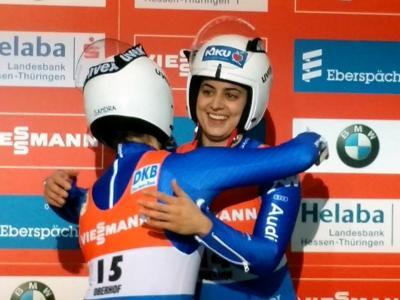Slittino, Olimpiadi PyeongChang 2018: Natalie Geisenberger vola già nelle prove libere. Molto bene Andrea Voetter