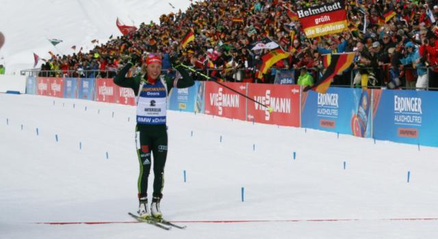 Biathlon, Olimpiadi PyeongChang 2018: Laura Dahlmeier domina una sprint ventosa. Sesta Lisa Vittozzi. Dorothea Wierer illude, poi sbaglia