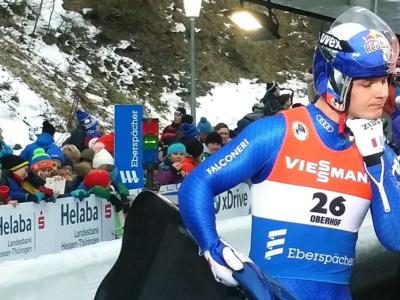 Slittino, Olimpiadi PyeongChang 2018: la startlist e i pettorali di partenza del singolo maschile. Gli orari delle prime due manche
