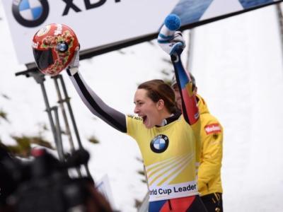 Skeleton, Coppa del Mondo Königssee 2018: Jacqueline Loelling rimonta, vince e conquista la Sfera di Cristallo