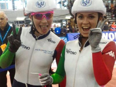 Speed skating, Olimpiadi Invernali PyeongChang 2018: Francesca Lollobrigida e Francesca Bettrone in Finale! Si lotta per le medaglie